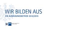 Das IBB ist Ausbildungsbetrieb der IHK Frankfurt.