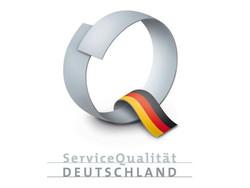 Logo Service Qualität Deutschland IBB Hannover